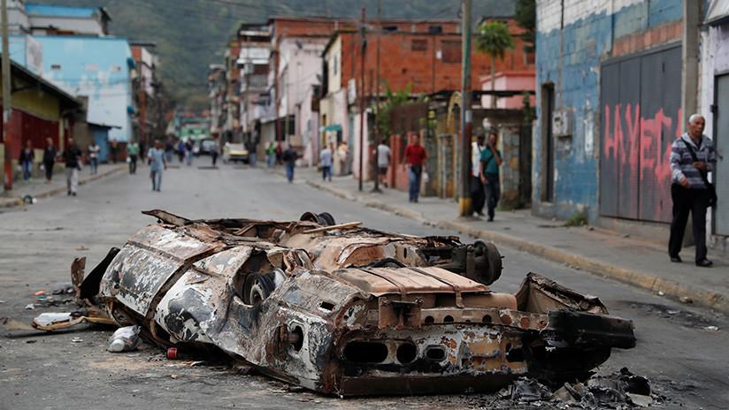 """Rusia: La política de EE.UU. hacia Venezuela es """"destructiva"""""""
