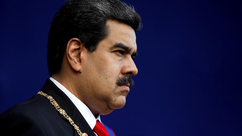"""Maduro: """"EE.UU. es más que Donald Trump, él es pasajero"""""""