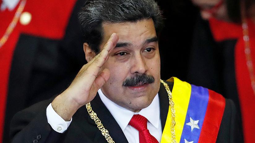 """Maduro: """"Yo quiero mucho a los EE.UU."""""""