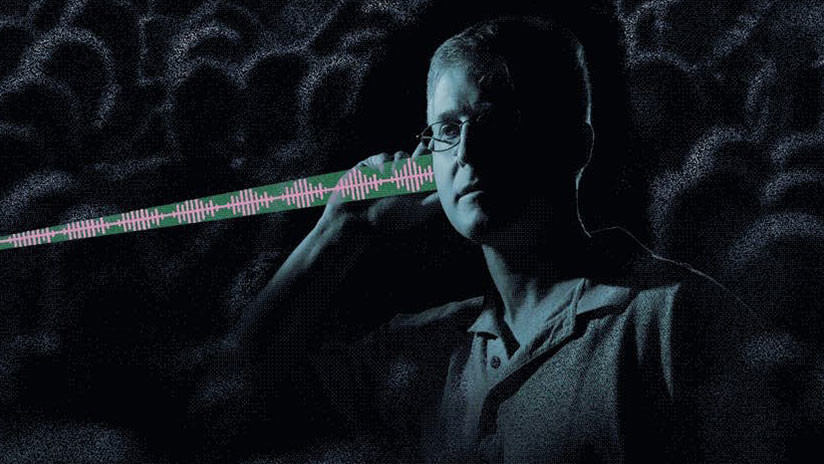 Crean un láser que puede llevar mensajes al oído sin equipo receptor