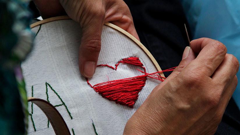 Bordar para no olvidar: Las manos que tejen un memorial por las víctimas de la violencia en México