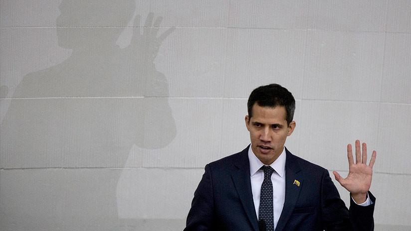 """Detrás de las """"amenazas"""" de Europa de reconocer a Guaidó """"es claramente visible la batuta de Washington"""""""