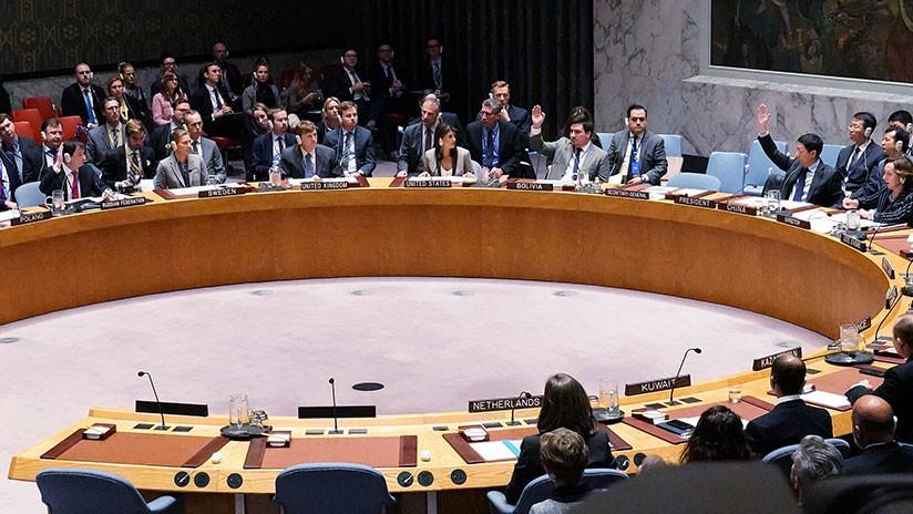 """Rusia lamenta que EE.UU. involucre a la ONU en sus """"juegos sucios"""" en Venezuela"""