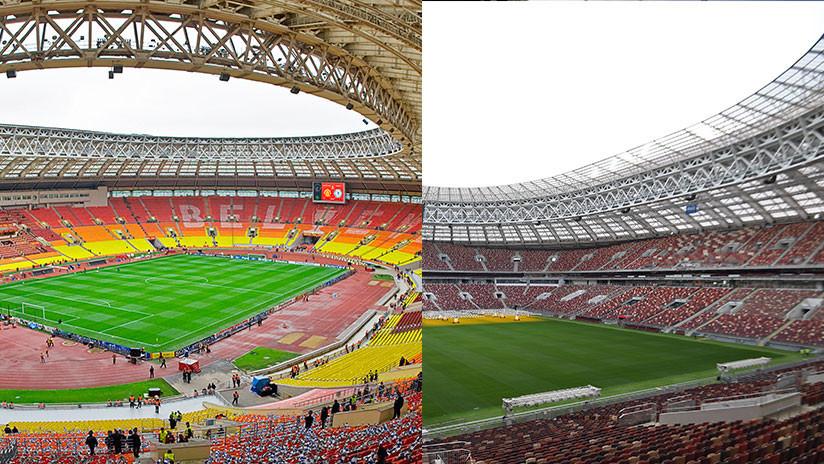 #10yearschallenge en Rusia: Cómo ha cambiado el país en 10 años (FOTOS)