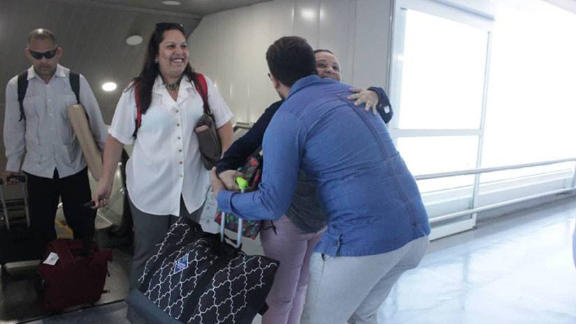 Venezuela: Llegan a Caracas primeros diplomáticos tras el cierre de los consulados en EE.UU.