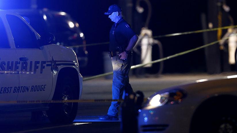 EE.UU.: Al menos 5 muertos en dos tiroteos en el estado de Luisiana