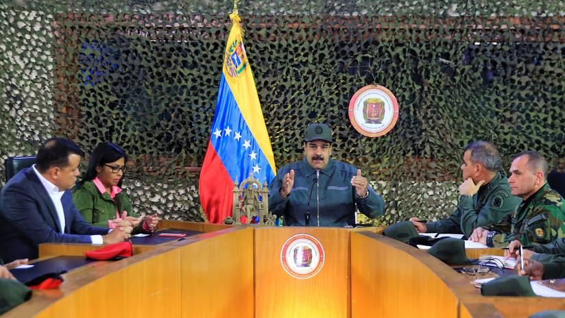 El agregado militar de Venezuela en Washington reconoce a Guaidó