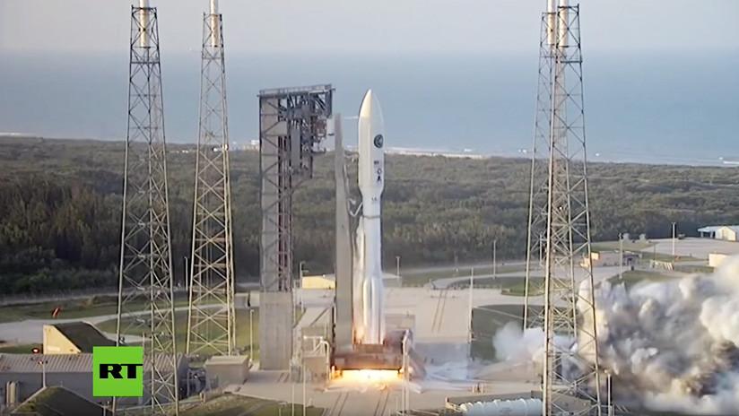'Guerra de las galaxias': Rusia detectó dos satélites secretos de EE.UU. y monitorea uno de ellos desde 2018