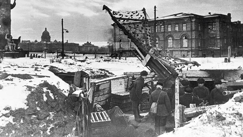 75 aniversario de la liberación de Leningrado: La historia del sitio más feroz de la II Guerra Mundial