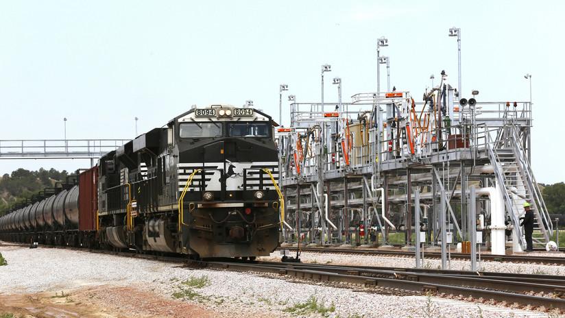 EE.UU. prevé convertirse en exportador de petróleo y gas natural para el 2020