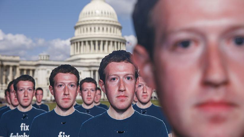 """Excompañero de Mark Zuckerberg: """"La mitad de las cuentas de Facebook son falsas"""""""