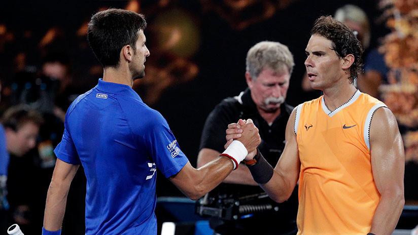 Djokovic vence a Nadal y se corona en el Abierto de Australia