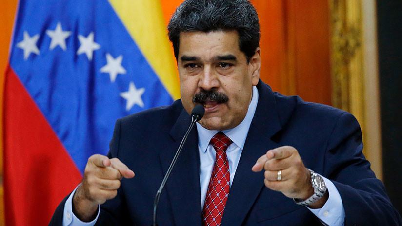 """""""Golpe de Estado en pleno desarrollo"""": Maduro rechaza el ultimátum electoral pero se muestra abierto al diálogo"""