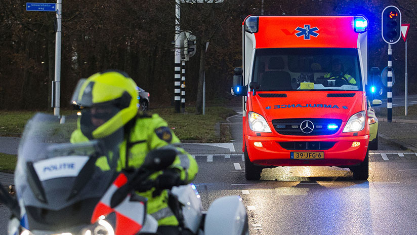 Reportan una explosión y el colapso de varios edificios en La Haya (FOTOS, VIDEO)