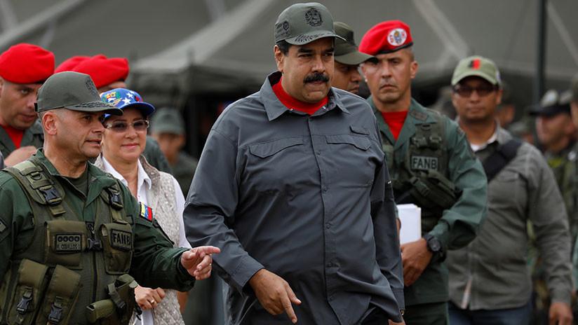 """""""Los ejercicios militares más importantes de su historia"""": Venezuela pone a prueba su capacidad militar"""
