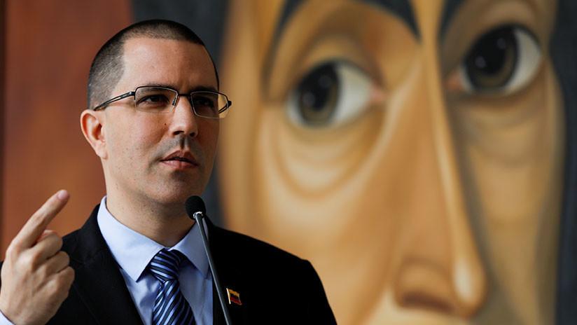 """Canciller venezolano: """"Mantenemos una comunicación constante con la oposición"""" (EXCLUSIVA)"""