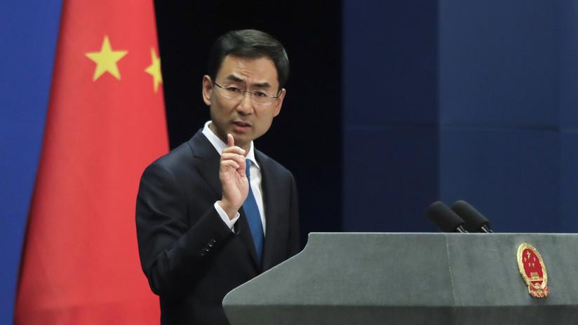 """China: """"Los asuntos internos de Venezuela deben ser decididos por el pueblo venezolano"""""""