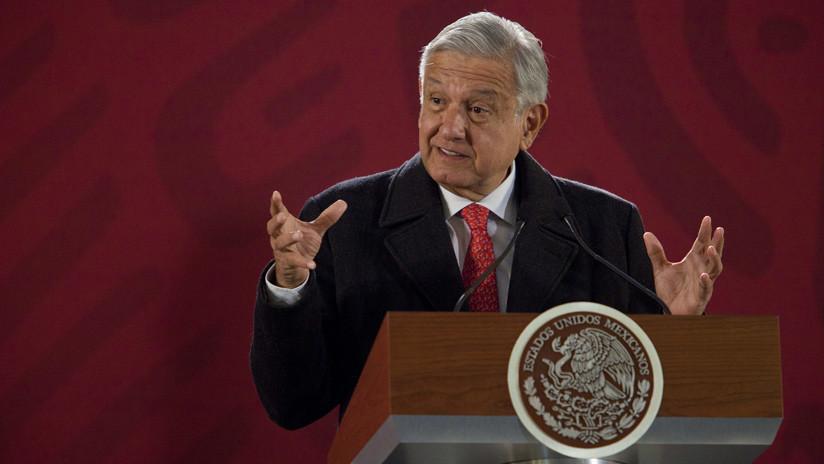 """López Obrador: """"Sobre Venezuela nuestra postura es la misma"""""""