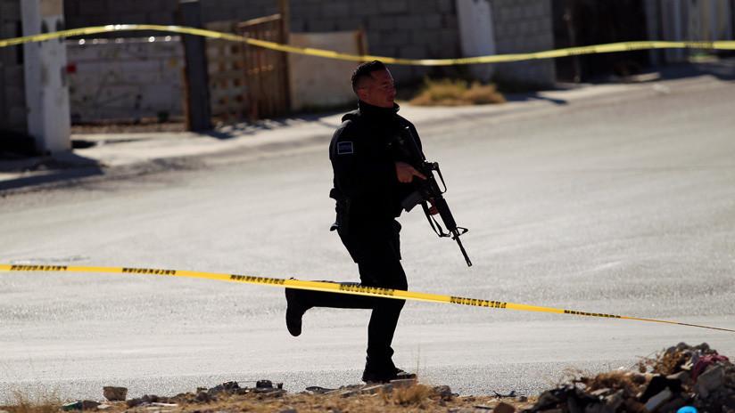 Un enfrentamiento entre delincuentes y policías deja al menos 10 muertos en México