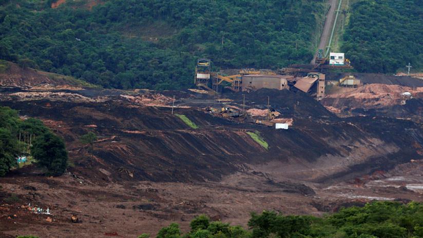 La empresa Vale pierde casi un 20 % en la bolsa de Sao Paulo tras la tragedia del dique minero