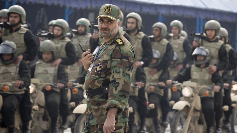 """Comandante iraní: """"Nuestra estrategia es barrer a Israel de la geografía política"""""""