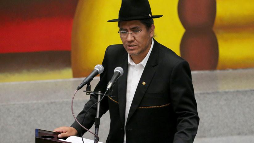 """Ministro de Exteriores de Bolivia: """"La situación generada por EE.UU. ha dividido a los venezolanos y va a dividir también a la región"""" (VIDEO)"""