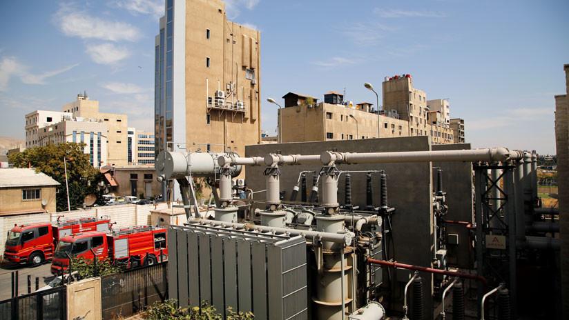Irán construirá varias centrales eléctricas en Siria