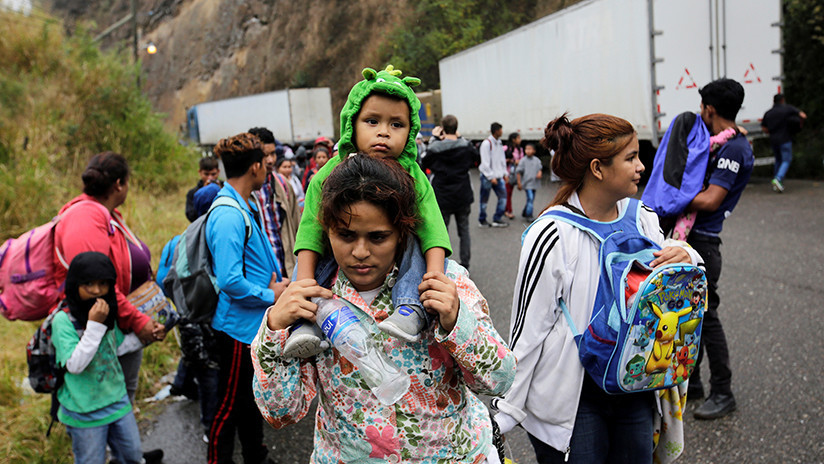 Agreden a migrantes centroamericanos en un municipio fronterizo de Guatemala