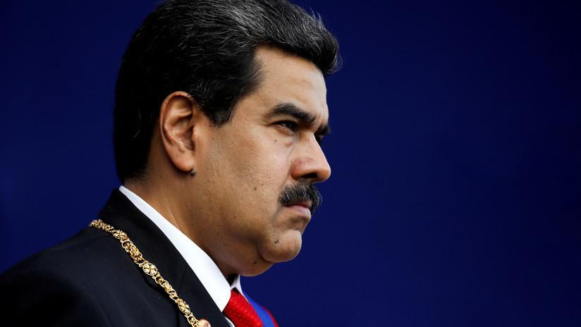 VIDEO: Maduro denuncia que EE.UU. pretende robarle Citgo a Venezuela