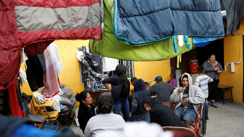 Llegan a Ciudad de México los primeros integrantes de nueva caravana migrante