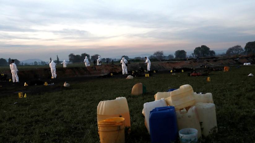 Se triplican las tomas clandestinas de combustible en México pese a explosión de ducto