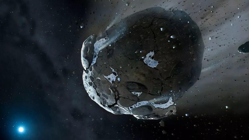 Descubren una roca de más de un kilómetro en el borde del Sistema Solar