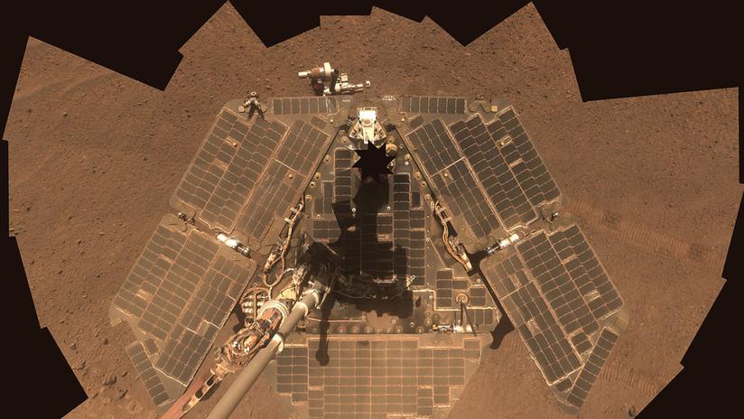 La NASA hace un último intento para recontactar con el Opportunity