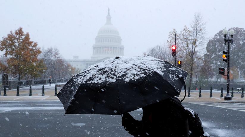 """""""¡Vuelve, calentamiento global!"""": El tuit de Trump sobre el frío en EE.UU. estalla a la Red"""