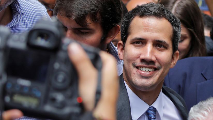 Guaidó afirma que ha hablado con Trump sobre la situación en Venezuela