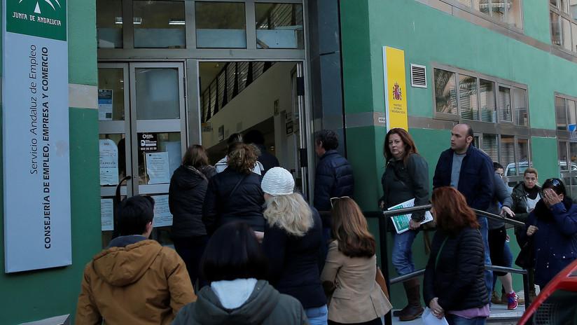 El empleo aumentó en 566.200 personas en España en 2018, récord de los últimos doce años