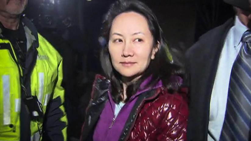 Pekín vuelve a instar a Washington a retirar su solicitud a Canadá para que extradite a la ejecutiva de Huawei