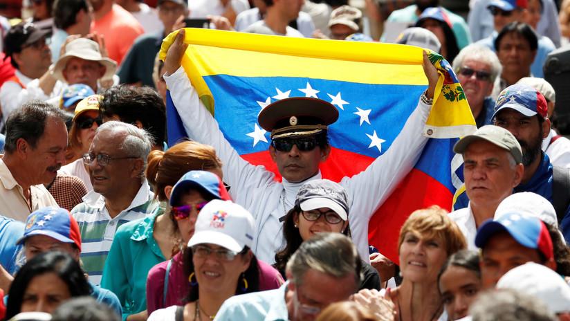 """Lavrov: """"Hay datos que sugieren que EE.UU. le prohibió a la oposición venezolana ceder en nada"""""""