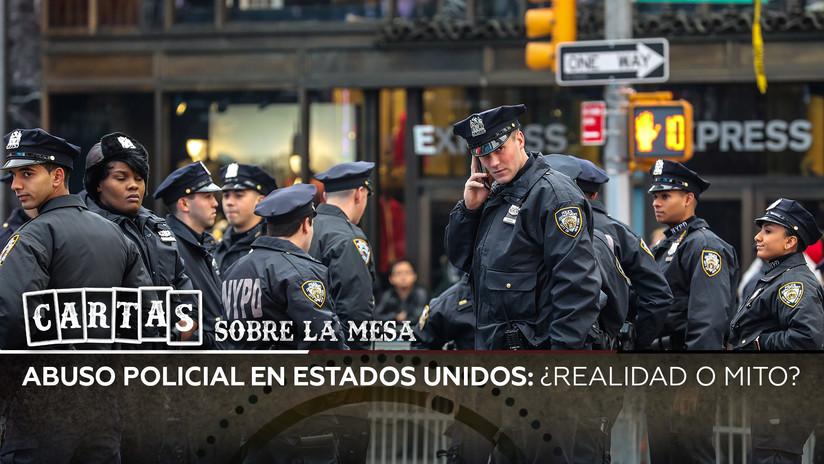 Abuso policial en Estados Unidos: ¿realidad o mito?