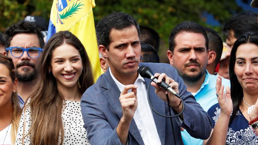 Washington otorga a Juan Guaidó el control de los activos del Gobierno venezolano en los bancos de EE.UU.