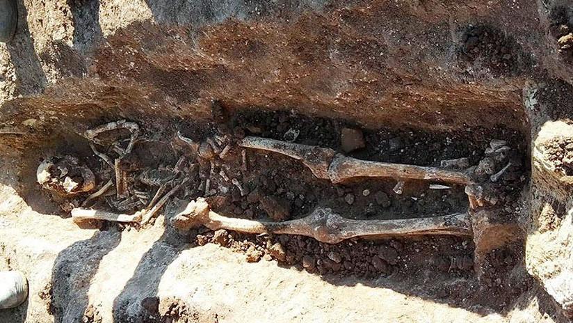 Hallan al sur de España una importante necrópolis romana con más de 30 enterramientos