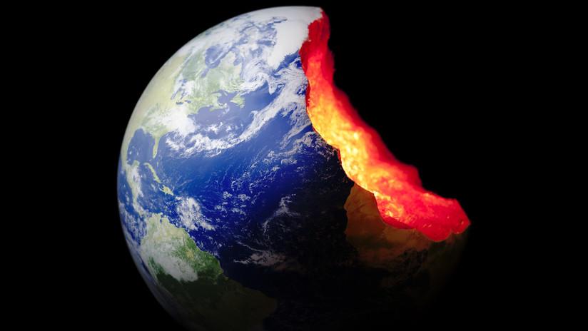 La restauración del campo magnético salvó la vida en la Tierra