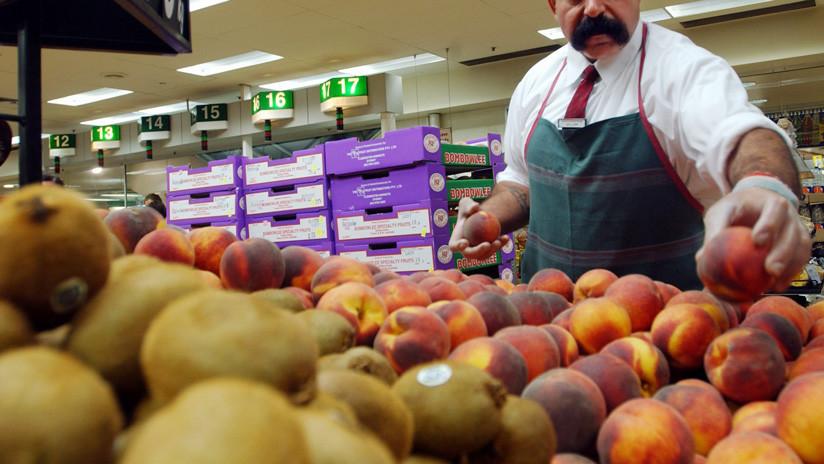 EE.UU. retira de supermercados 3.300 cajas de fruta chilena por el riesgo de una bacteria