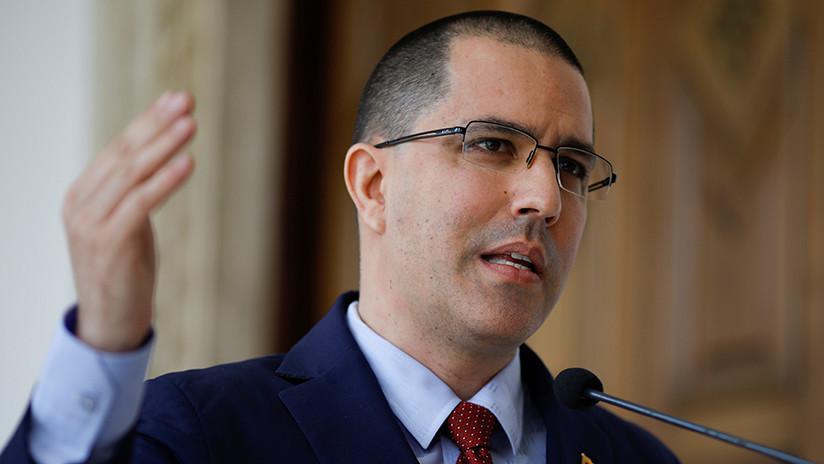 """Venezuela califica de """"robo descarado"""" las sanciones de EE.UU. contra sus activos"""