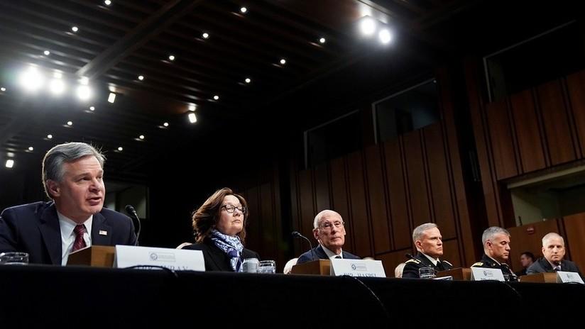 Irán, Corea del Norte, Rusia y China: la inteligencia de EE.UU. habla ante el Senado de los peligros mundiales