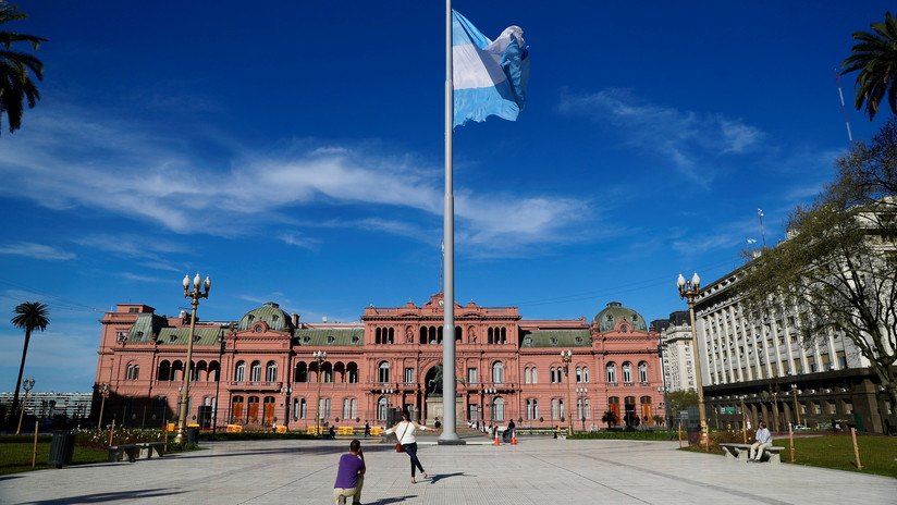 "Macri recibe en Casa Rosada a la ""embajadora"" de Venezuela nombrada por Guaidó en Argentina"