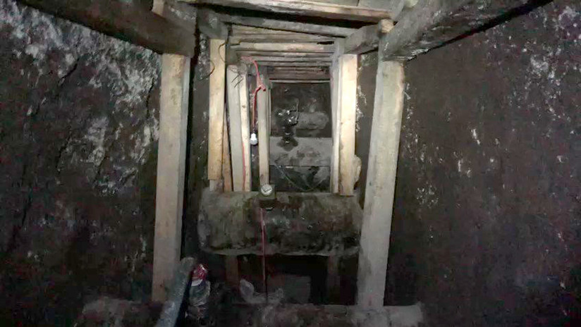 VIDEO: Descubren un túnel secreto en CDMX donde robaban combustible de ductos