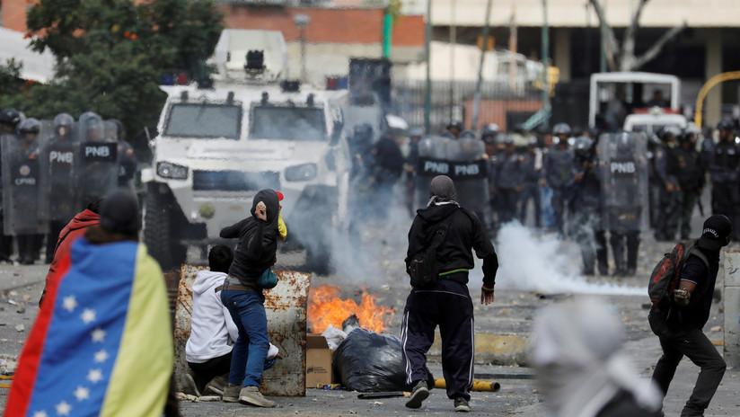 """Maduro, a los estadounidenses: """"¡No permitamos un nuevo Vietnam en América Latina!"""""""