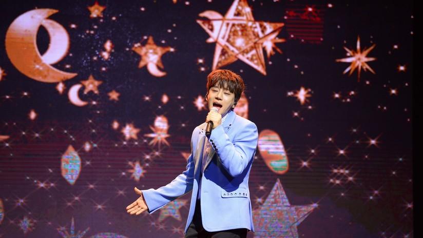 Linchamiento en la Red a una estrella surocoreana del K-pop por denunciar la contaminación en China