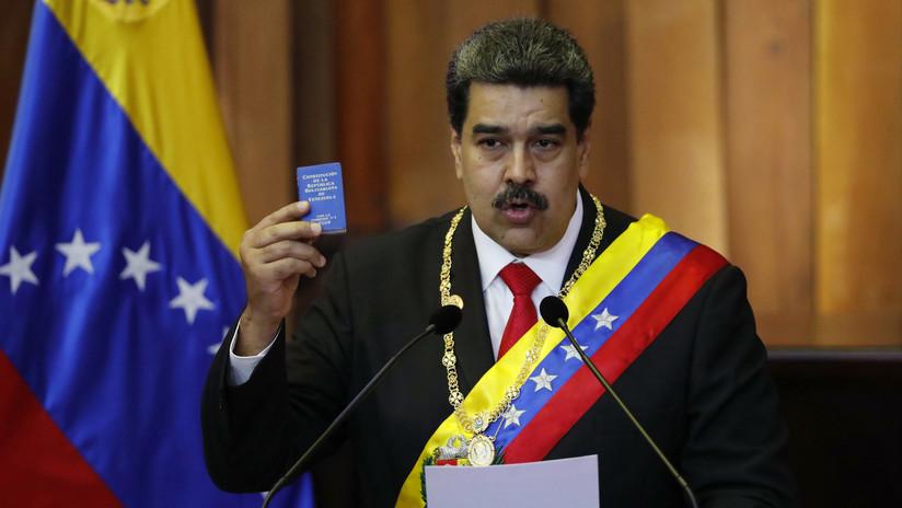 """Maduro no acepta el """"ultimátum ni chantaje de nadie"""" e insta a esperar al 2025 para las siguientes presidenciales"""